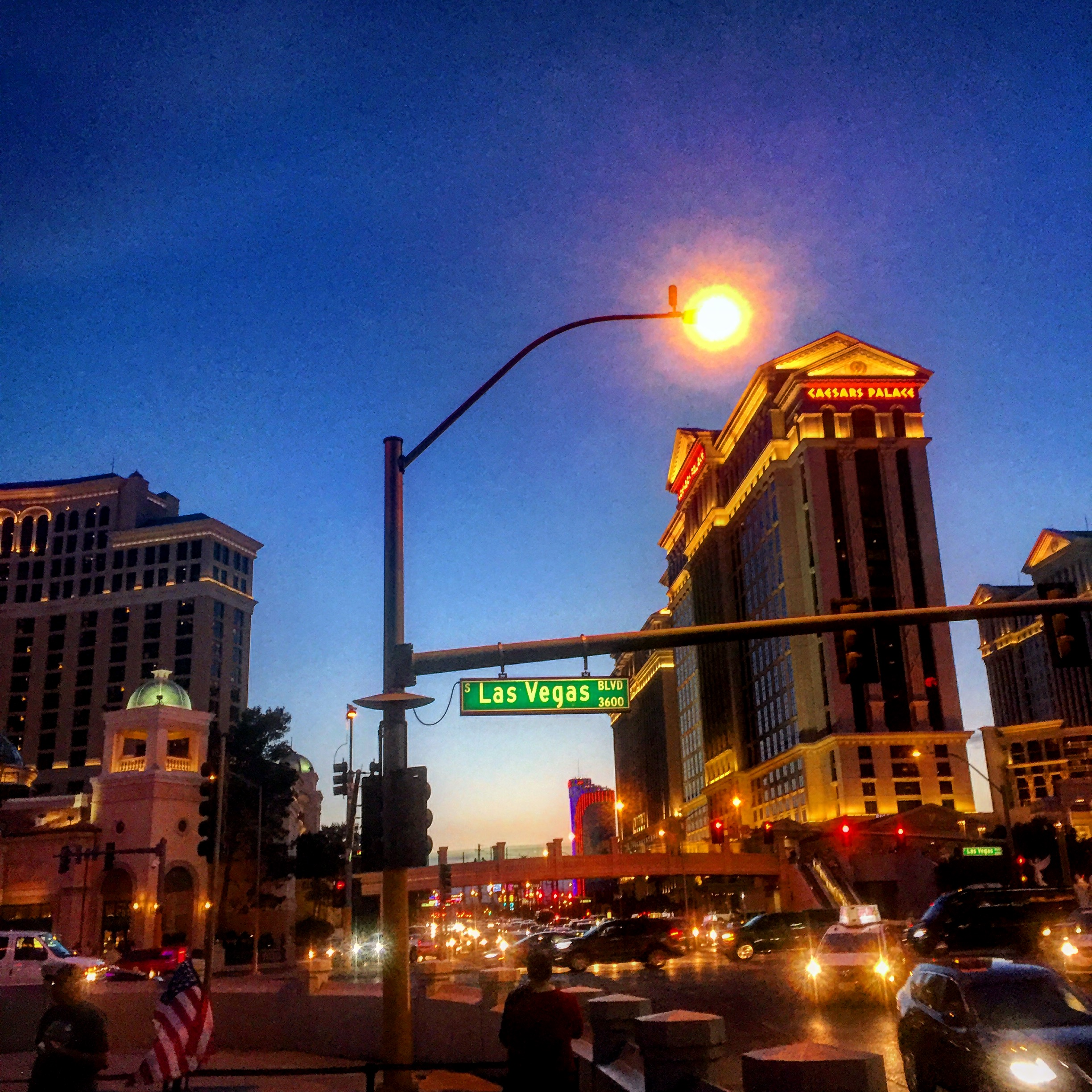 24 hours in Vegas