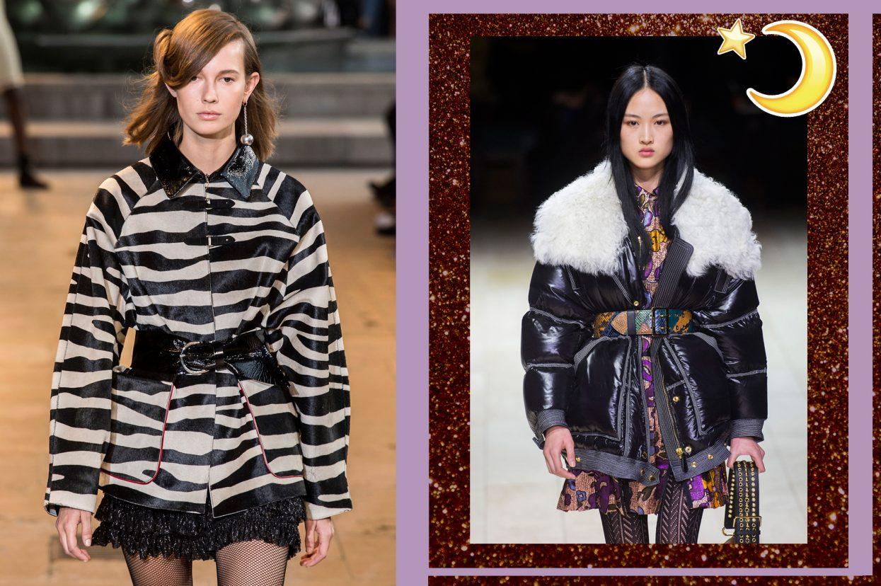 Sélection manteaux d'hiver